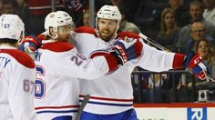 Weber's late blast pushes Habs past Islanders for 5th straight win