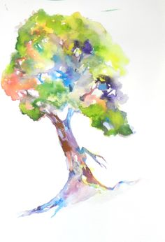 Love watercolor