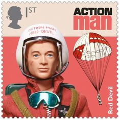From the archive: Royal Mail celebrates classic British toys with new stamp series: #layout #spread #magazine  #graphicdesign #design #grafik #typography #grid #font #color #whitespace #inspiration #poster