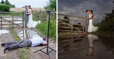 15+ Photos That Prove Wedding Photographers Are Crazy | Bored Panda