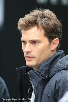 Jamie Dornan-beautiful chiselled looks :D