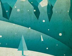 Graphic Design Illustration, New Work, Christmas Cards, Behance, Profile, Gallery, Creative, Check, Art