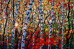 View and buy this Oil on Canvas Painting by Tim Packer