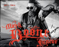 Bobby Munson - sons-of-anarchy Wallpaper