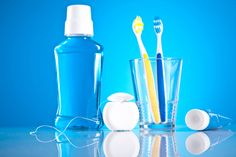 An antimicrobial mouthwash can help control gum disease.
