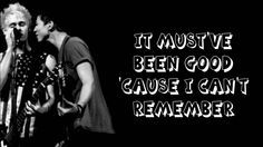 5 Seconds of Summer - I Can't Remember (Lyrics) | haah love it .. and when they talk.. :D