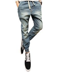 Cheap pants corduroy, Buy Quality denim culottes directly from China denim piece Suppliers: New Brand Designer Jeans Pant Men Knee Ripped Skulls Print Korean Slim Fit Denim Jeans Pants Classic Blue Male Skinny Je