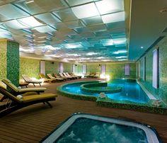 Despacio Spa with Hydro Therapy Pools