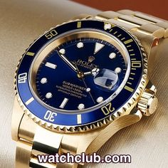 Rolex Submariner Date 16618 - for sale at Watch Club, 28 Old Bond ...