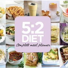 5:2 diet meal plans: What to eat for 500 calorie fast days - goodtoknow #fastdiet