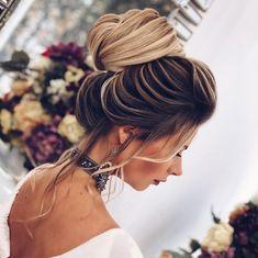 Прически и Макияж N1 Москва LA (@elstile) • Фото и видео в Instagram Wedding Hairstyles, Hair Makeup, Wedding Day, Dreadlocks, Hair Styles, Beauty, Fashion, Pi Day Wedding, Hair Plait Styles