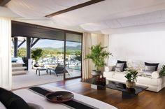 Bedroom at The Royal Villa.