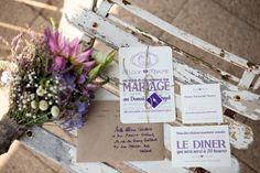 © PaulineF Photography - mariage en violet -blog mariage La mariee aux pieds nus
