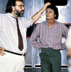 Cartas para Michael: As imagens de Captain EO