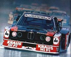 Formula Motorbikes Endurance Rally and Hans Joachim Stuck, Touring, Bmw E21, Road Race Car, Bmw Classic Cars, Bmw 2002, Vintage Race Car, Bmw Vintage, Automobile