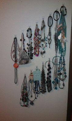 My Jewelery organization