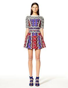 Peter Pilotto's Resort 2013 Collection Offers Kaleidoscopic Prints #fashion, #kaleidoscope