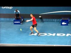 SLomo:  Andy Murray's Three Different Forehands