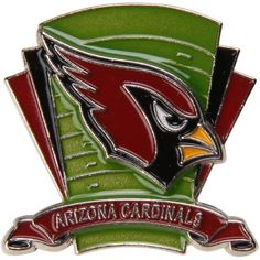 Arizona Cardinals Logo Field Pin - $4.99
