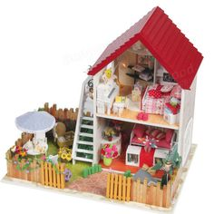 wholesale wooden doll dinning house furniture.  doll wholesale wooden doll dinning house furniture hoomeda diy miniature  dream with led furniture to wholesale wooden doll dinning house furniture e