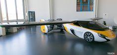 Výsledok vyhľadávania obrázkov pre dopyt slovenské lietajúce auto