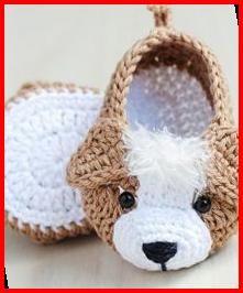Crochet Baby Boots, Crochet Baby Sandals, Booties Crochet, Crochet Baby Clothes, Crochet Shoes, Knit Or Crochet, Crochet For Kids, Baby Booties, Crochet Slippers
