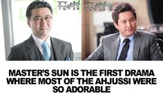 "They so were!! Kim shilchangnim was so my hero for his little match making plots!! And Joo Goon's uncle was just hilarious and awesome! ""Bang Shil-ah fighting!""hahaha <3 Master's Sun"