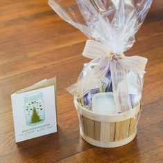Luxurious Lavender Gift Basket