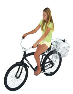 Bicycle Basket Front Bag Rear Hanging Basket Panniers Bike Bowknots Front Bas/_US