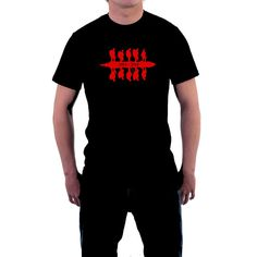 A small squad of soldiers make their way to the battlefield in a scene replicated all over Flanders' fields, and on both sides during the Great #War of 1914-1918. The First ... #t-shirt #war #wwi #conflict #history #politics #army #europe #britain #france #germany #usa #charity