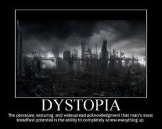 definition of dystopia