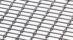 M12Z-17 Angle in Stainless Woven Wire Mesh