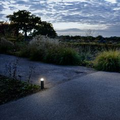 The Royal Horticultural Society's garden, Wisley in Surrey study. Point Sun illuminated bollards and Sunstone ground lighting for walkways and paths in the RHS garden. Urban Furniture, Street Furniture, Cycle Shelters, Cycle Stand, Outdoor Fitness Equipment, External Lighting, Public Realm, Picnic Set, Led Manufacturers