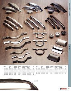 Hardware fo kitchen cabinets Brochure Collection chez Quincaillerie Richelieu