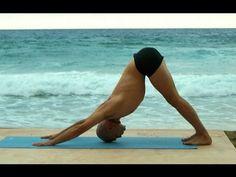Hatha Yoga: Surya Namaskar - Sun Salutation, by Shiva Das Yoga Flow, Yoga Meditation, Vinyasa Yoga, Ashtanga Yoga, Yoga Sequences, Yoga Poses, Yoga Sun Salutation, Morning Yoga Workouts, Surya Namaskara