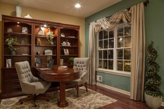 Tell everyone you work at the beach ... with this fabulous home office at Hickory Farms at Berkeley, Bayville, NJ