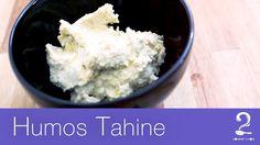 Receita de Homus Tahine - Como Fazer   Gourmet a dois