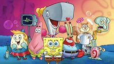 SpongeBob Coloring Pages. Here are a lot of funny coloring pictures from Spongebob to print and color in. A large collection of Spongebob pictures is delighted not only by children Most Popular Cartoons, Famous Cartoons, Funny Cartoons, Spongebob Coloring, Spongebob Cartoon, Cartoon Wall, Shopkins Colouring Pages, Coloring Pages, Spongebob I Need It