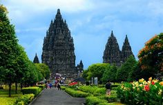 Voyager: Prambanan Temple, Most beautiful hindu temple in the world