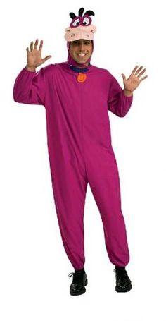 Flintstones - Dino Mens Costumes  sc 1 st  Pinterest & Adult Fluffy Dog Costume | Wholesale Animal Costumes for Men ...