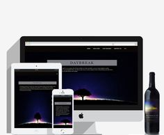 One page website for Daybreak Winery. Visit http://vrinmkansal.com to get your website.