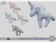 BuffSumm's Just A Kidsroom Deco - Unicorn