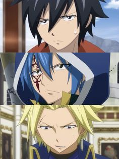 gray jellal and sting