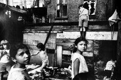Lower East Side, Manhattan, 1969.