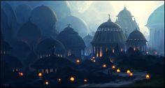Sacred Shadows by andreasrocha