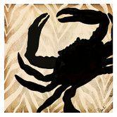 Found it at Wayfair - Trademark Art 'Crab' Canvas Art