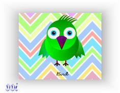 Bird  wall art for nursery decor  by DigitalDownloadItems on Etsy, $5.00