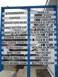 Benson's Ice Cream - West Boxford, MA