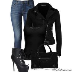 Love all this but the shoes !!!