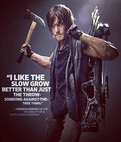 Walking Dead season 4 promo pictures - Daryl
